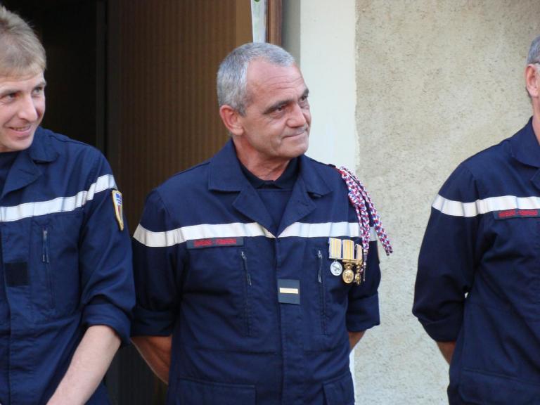 Pompier Cusey