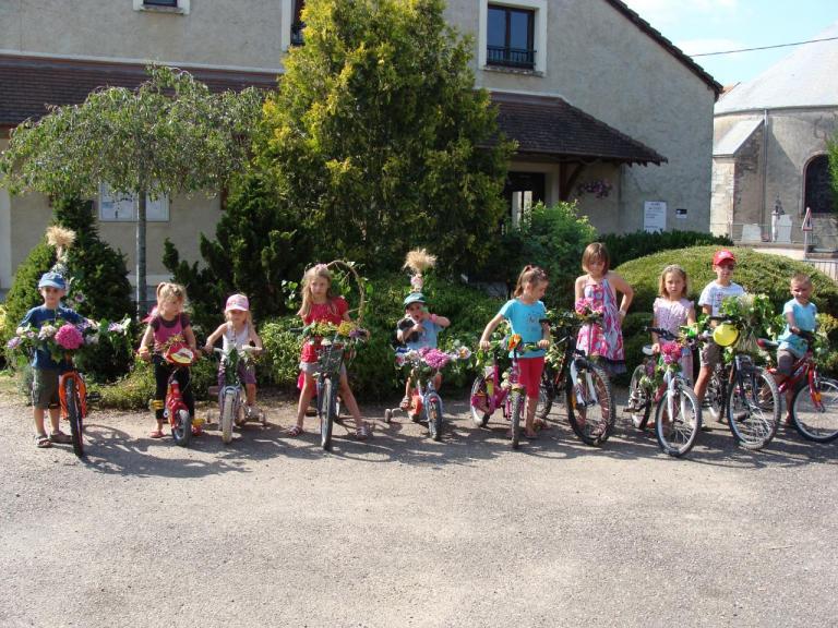 Concour de vélos Cusey